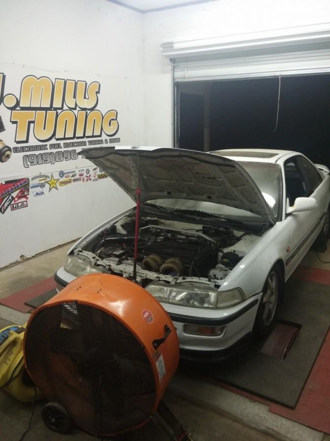 Turbo B18b