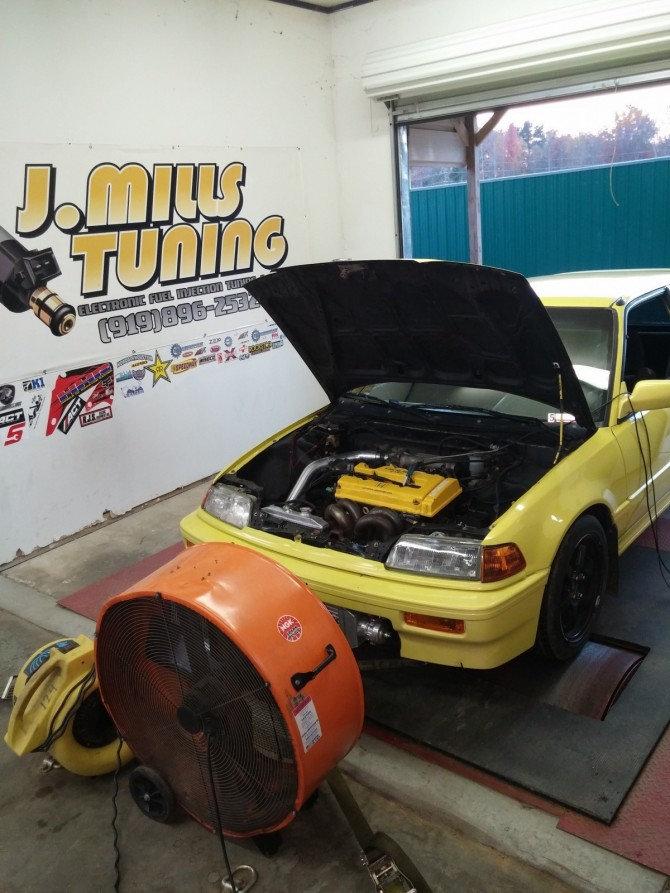 b16a2 turbo