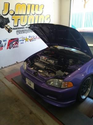 K20a2 Civic
