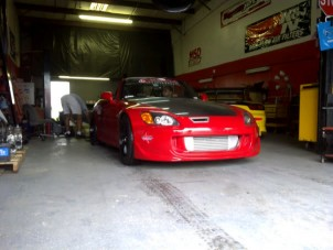 red boosted s2k