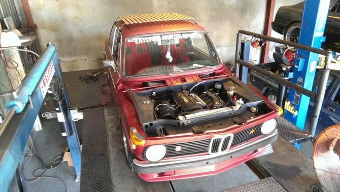 BMW Sporting F20c