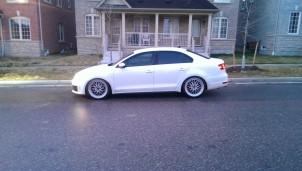 My MK6 GLI