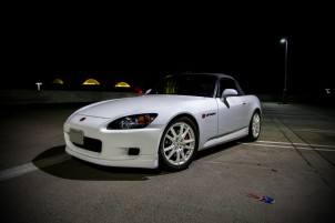 My Grand Prix White AP1 S2K