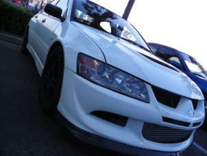 EVO 8 Stock Block
