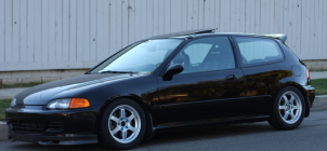 1993 honda civic si
