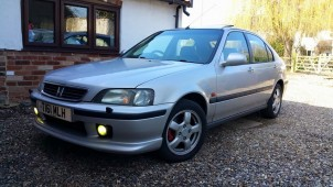 99 civic vti (MB6)