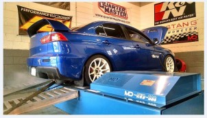 Evo X Boosted 700hp+