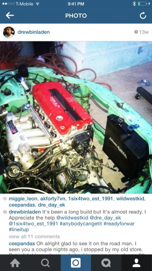 B20v all motor green ghost